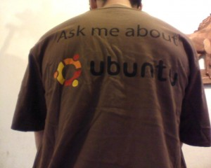 Ask me about Ubuntu